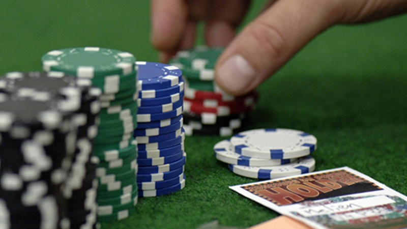 Four men are facing charges after police say they broke up a gambling ring in Metro Vancouver. (Stephan Agostini / AFP)