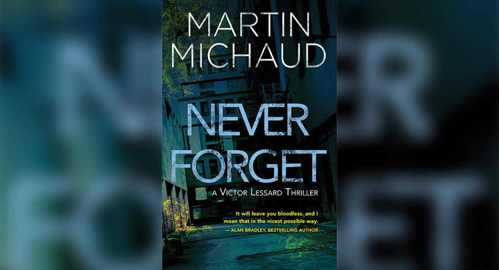 Never Forget by Martin Michaud
