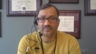 Windsor-Essex medical officer of health Dr. Wajid Ahmed. (CTV Windsor)