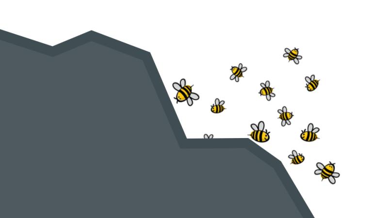 riskin bumblebees