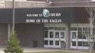 Auburn Drive High School is seen in Cole Harbour, N.S., on Nov. 17, 2020.