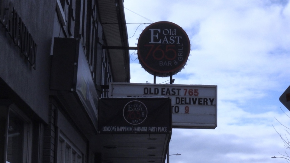 Old East 765 Bar and Grill