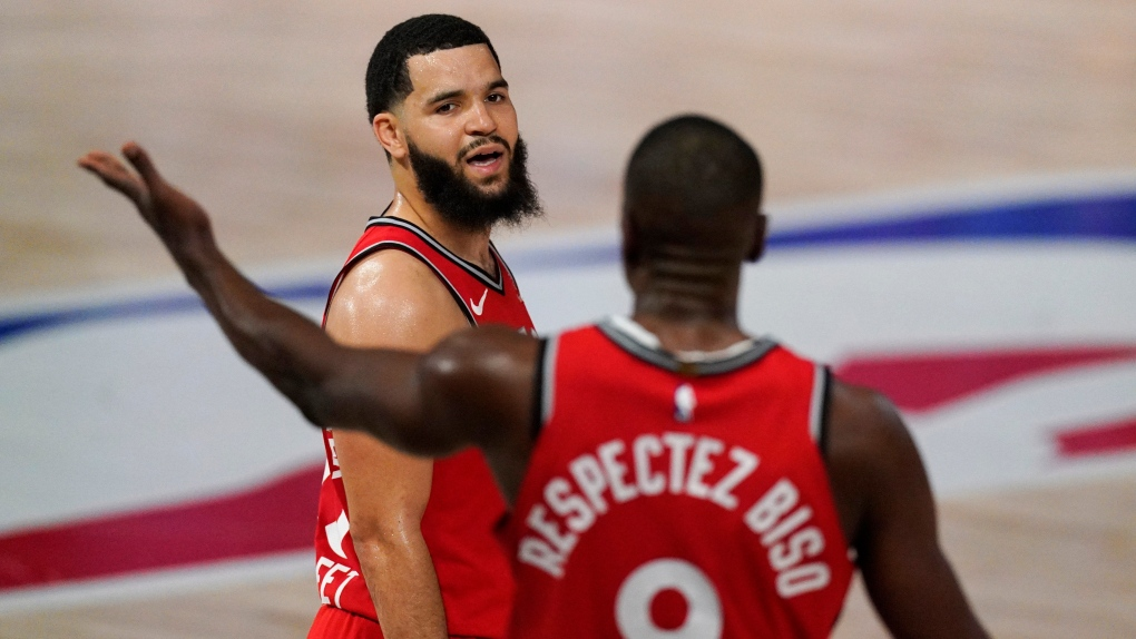 Toronto Raptors to begin upcoming season playing out of Tampa Bay | Offside