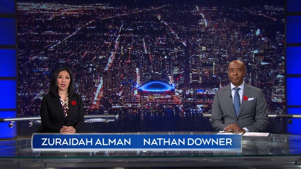 CTV News Toronto at Six for Tuesday, November 17, 2020 ...
