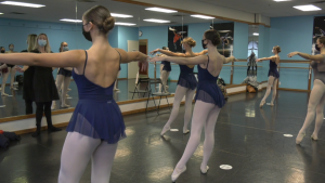 North Shore Academy of Dancing reopened just last week after abruptly being forced to close under provincial health officer Dr. Bonnie Henry's latest public health order. Update rules issued Nov. 24 have put indoor fitness activities on pause once again.