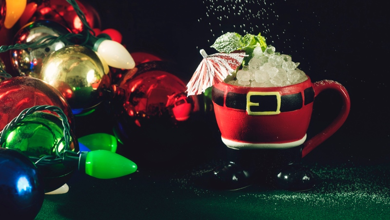"The Miracle Cocktail Bar at Craft Beer Market will feature ""delightfully-tacky"" Christmas décor and a curated list of festive cocktails."