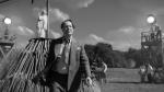 "In this image released by Netflix, Gary Oldman portrays Herman Mankiewicz in a scene from ""Mank."" (Netflix via AP)"