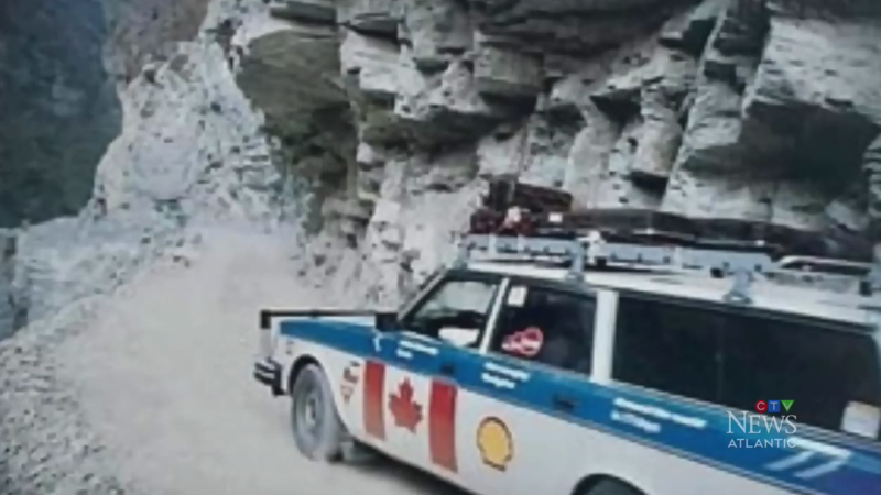 World record breaker relives planetary road trip