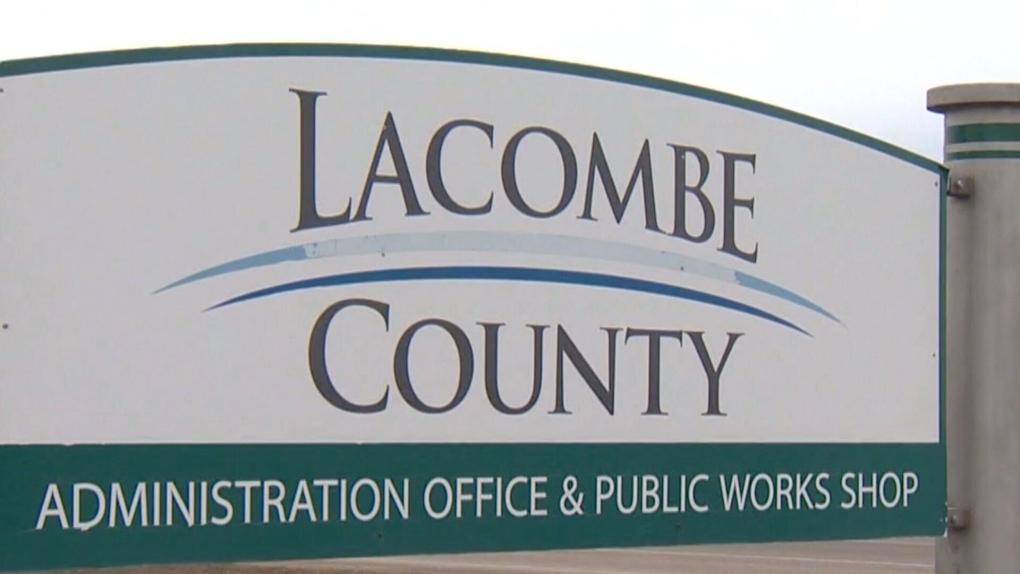 Lacombe County