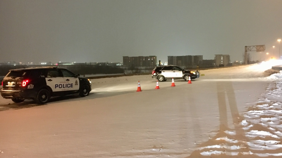 Whitemud Drive incident, Nov. 19