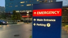 Surrey Memorial Hospital.