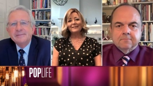 Pop Life panel on public perception of the royals