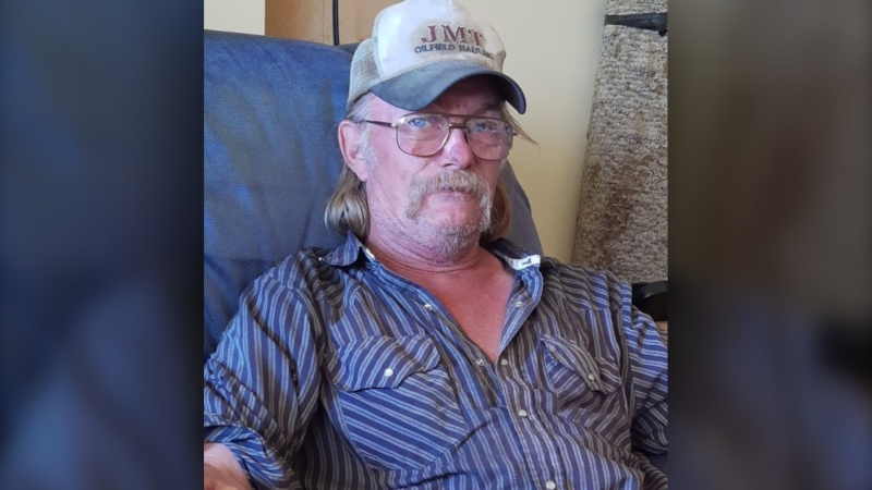 Mark Jensen was last seen Nov. 5 at his home in Foremost, Alta. (Supplied/RCMP)