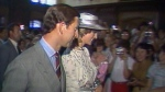 1983: Prince Charles and Princess Diana visit Otta