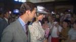 1983: Prince Charles and Princess Diana visit Otta