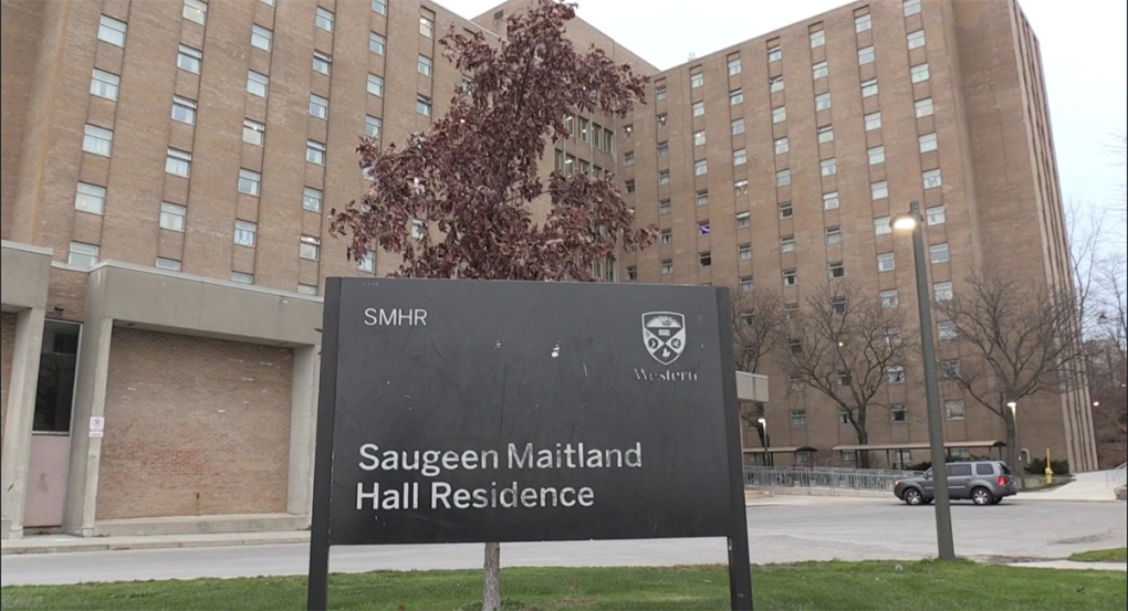 Saugeen-Maitland Residence at Western University