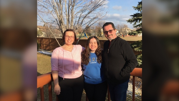 'The fear is living on:' Winnipeg mom shares experience after family contracts COVID-19