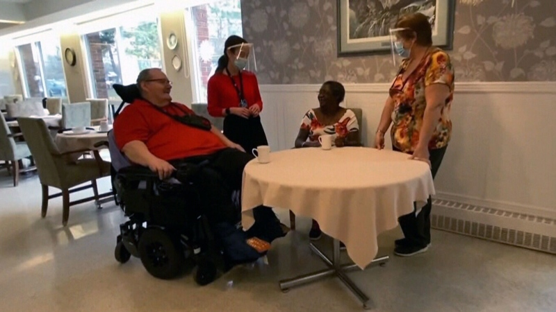 Long-term care home