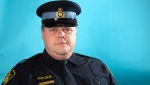 The Greater Sudbury Police explosive device unit has removed explosive devices from the scene near Gore Bay where Ontario Provincial Police Const. Marc Hovingh was killed last month. (File)