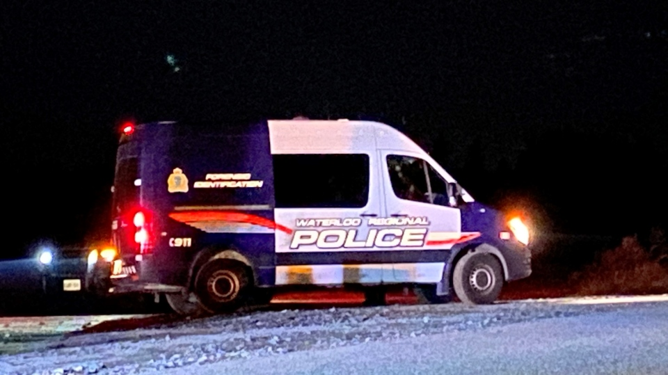 WRPS respond to collision with train