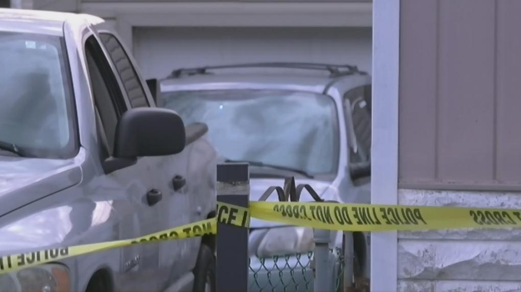 Suspect Van