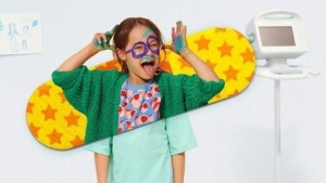 "The Montreal Children's Hospital's newest fundraising campaign hopes to help its ""tannants"" or ""little brats"". The hospital wants kids to be ""spirited, even a little bratty - anything but sick.""  SOURCE: The Children's"