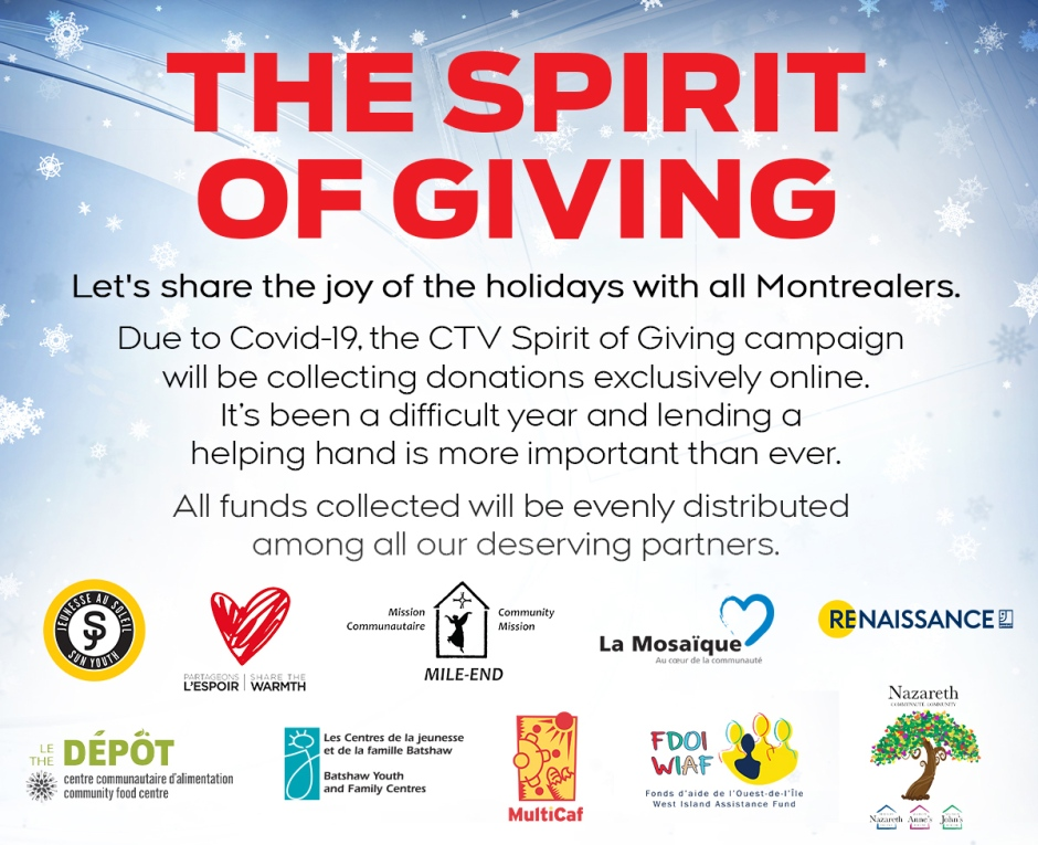 spirit of Giving 2020
