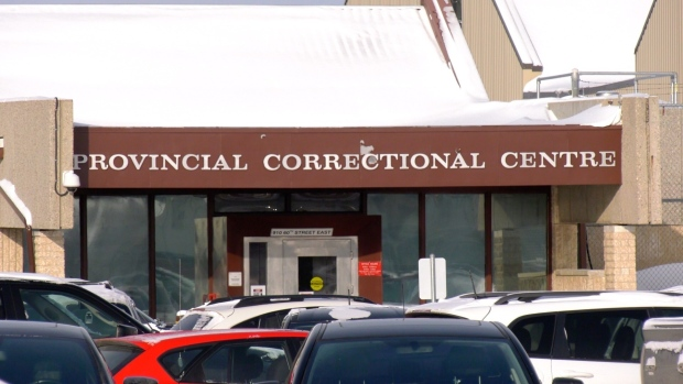 Saskatoon Provincial Correctional Centre is shown in this Nov. 20. 2020 photo. (Dan Shingoose/CTV News)