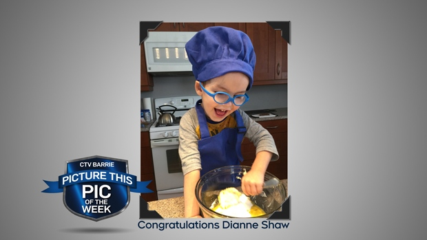 Pic of the Week: Baking Creations