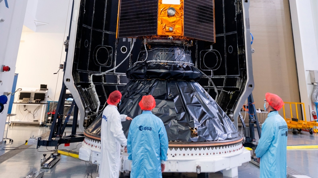 Europe, US 'climate guardian' satellite to monitor oceans