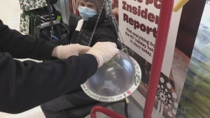 The Salvation Army's 130th annual Christmas Kettle campaign is underway in North Bay. Eric Taschner reports.