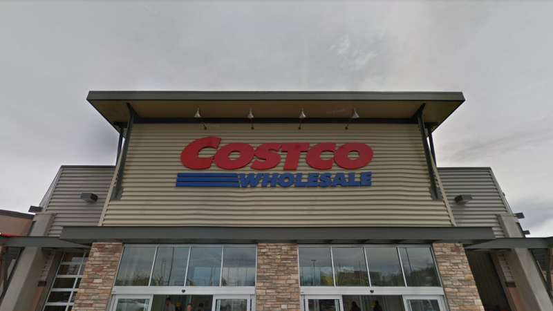 The Costco store on Winterburn Road in Edmonton. (Source: Google Street View)