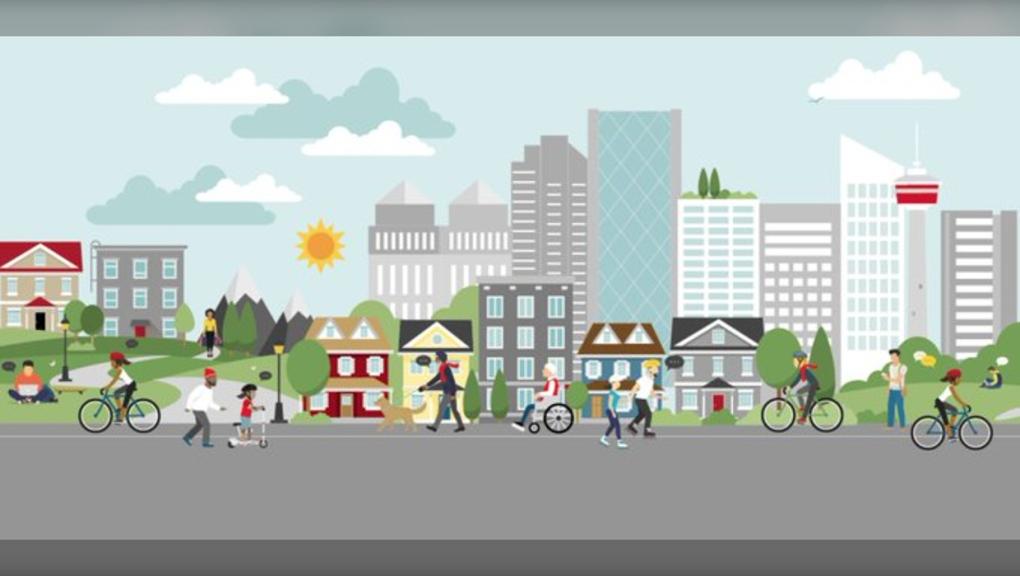 City of Calgary Traffic Calming Measures