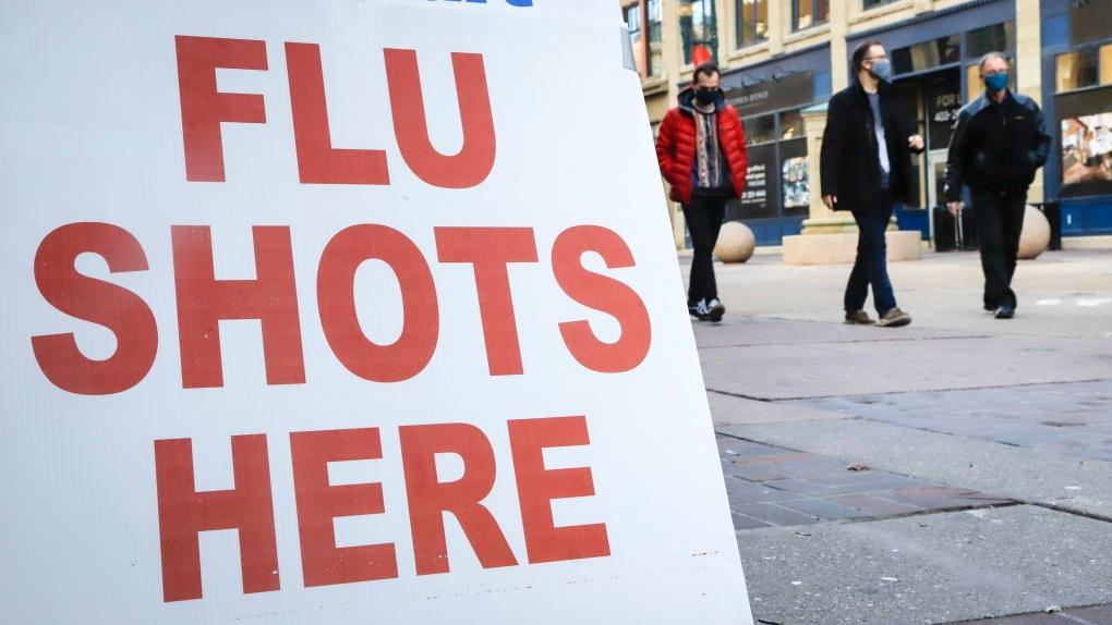 Flue vaccine