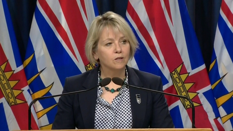 Explaining B.C.'s new health orders for the island