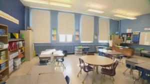 A generic classroom. (File)