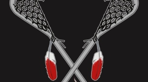 "Cover art for the book ""Medicine Game"" by author Delby Powless is seen in an undated handout image. For years former pro lacrosse player, now a youth counselor in Six Nations of the Grand River, Ont., Delby Powless struggled to open up about his mental health struggles but he has found his voice in his new novel. (THE CANADIAN PRESS/HO-Delby Powless)"