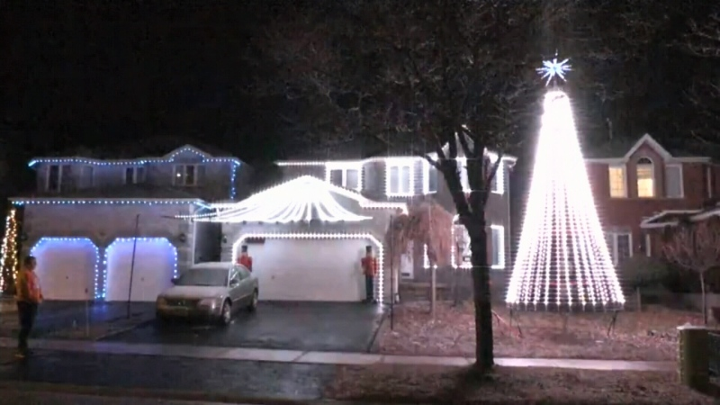 A long-running Christmas show in Barrie switches on the holiday cheer