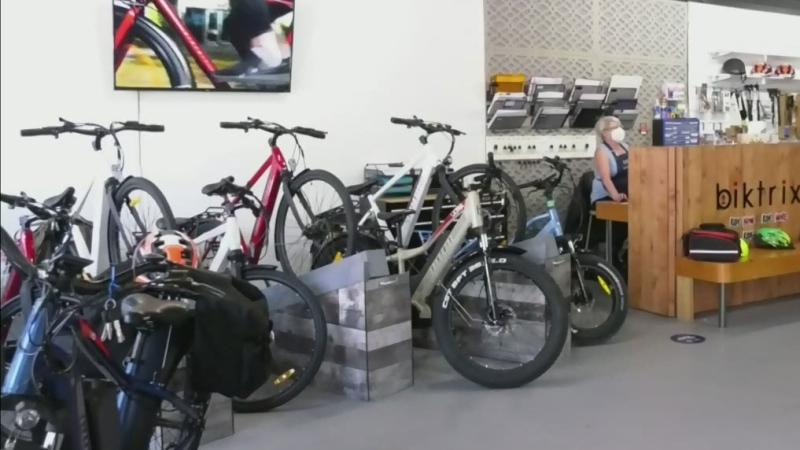 E-bike company finds success through crowd-funding