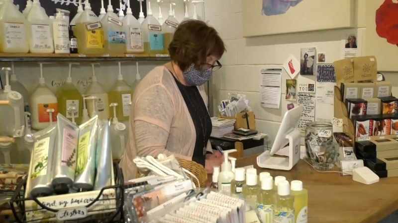 Campaign pushes local shopping during pandemic