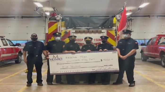 Reserve Mines Volunteer Fire Department