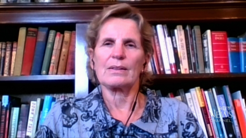 CTV QP: 'It's irresponsible': Kathleen Wynne