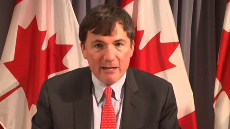 Minister Dominic LeBlanc