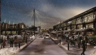 The proposed new look for the Market Plaza in the ByWard Market. (Photo courtesy: ByWard Market Public Realm Plan Recommendations Report)