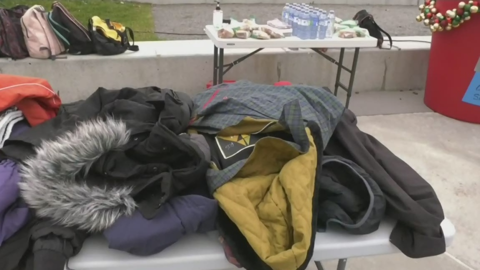 Help for Barrie's homeless