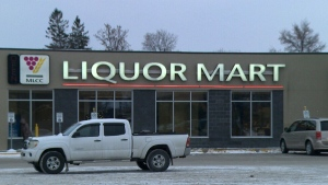 COVID-19 case at Manitoba Liquor Mart