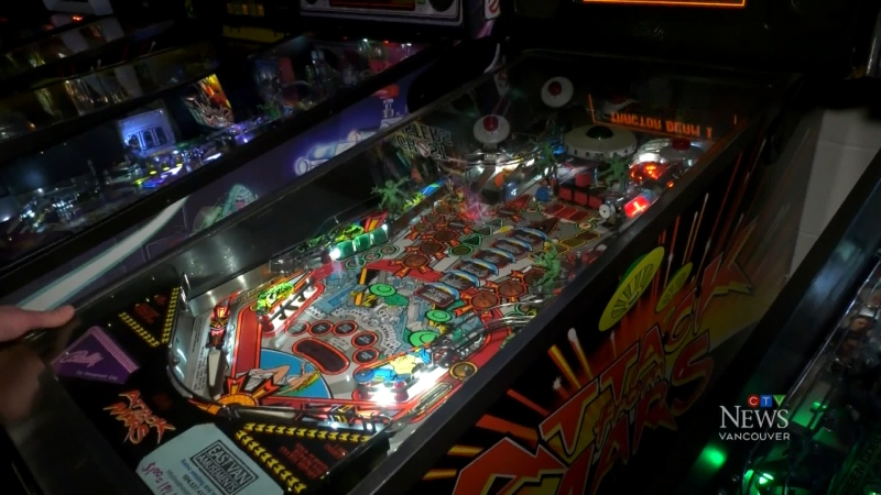 Pinball business pivots