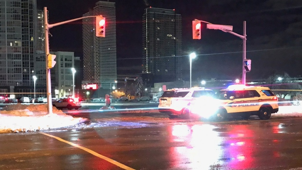 Man Injured In Exchange Of Gunfire With 5 Police Officers In Vaughan Ont Ctv News