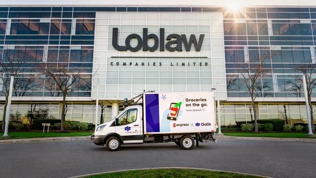 Loblaw fleet