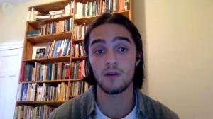 Dawson student John Nathaniel Gertler